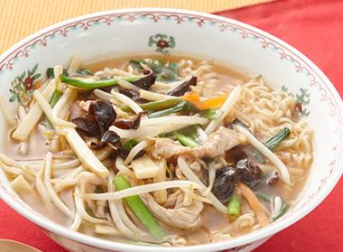 簡単本格中華★サンマー麺
