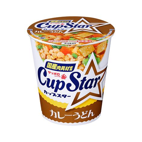 サッポロ一番 カップスター カレーうどん