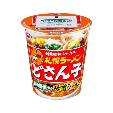 サッポロ一番 札幌ラーメン どさん子 味噌ラーメン