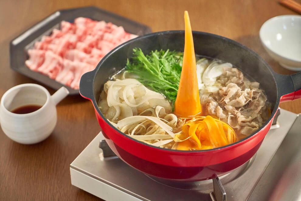ピラのレミ鍋