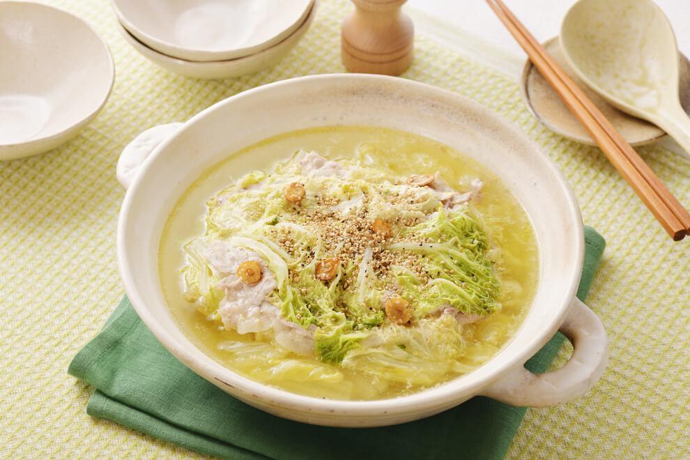 サッポロ一番 豚肉と白菜のかさねなべ